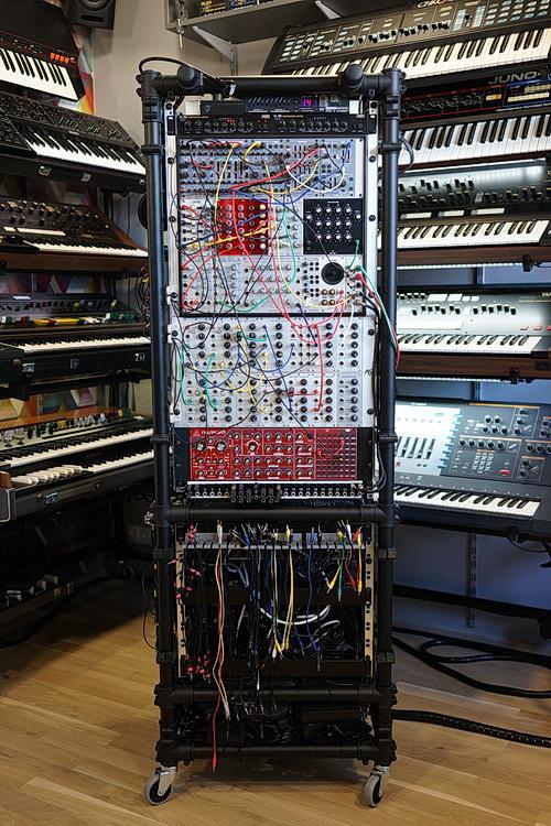 rack face B/modular
